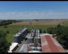 Planta de Silos y Galpones para Acopio y Proceso de Cereales
