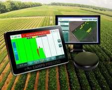 Cp575 Nitro Agricultura De Precisión Campo Preciso