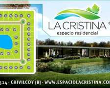 Vendo Espectacular Terreno De 40x20 En Country De Chivilcoy