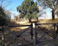39 Hectáreas - Campo en Anisacate - Ideal Loteo