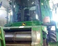 John Deere 9650, 2008, 7800 Hs Rotor 30 Pies