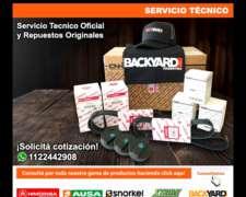 Servicio Técnico y Repuestos - Grupos Electrógenos.
