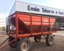 Acoplado Semilla Fertilizante 7 TN