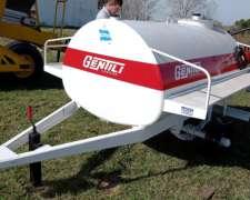 Acoplado Tanque Gentili G3 1.500 Lts Entrega Inmediata