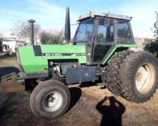 Tractor Simple Deutz 4.120, Tres Arroyos