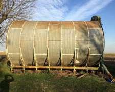 Silo Transportable Sansoni 60 Toneladas