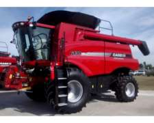 Cosechadora Case IH Axial Flow 6130 - San Francisco