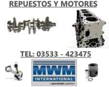 Repuestos MWM y Motores MWM