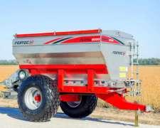 Fertilizadora Fertec Fertil 3000 / 4500 / 6000