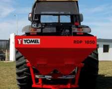 Esparcidora de Fertilizante RDP 600/1050 Marca Yomel