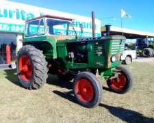 Tractor Deutz A85 Motor 21.14, muy Buen Estado General
