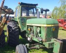 Tractor Jhon Deere 4530 120hp