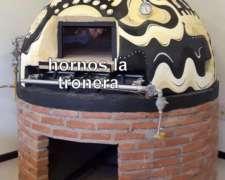 Horno De Barro O Ladrillos --hornos La Tronera