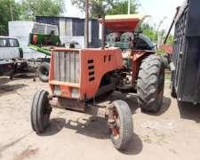 Zanello UP10 con Motor Perkins, Salida Hidraulica y 3 Puntos