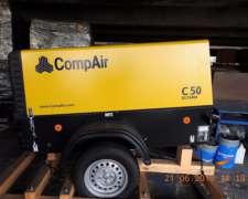 Compresores Portatiles Compair