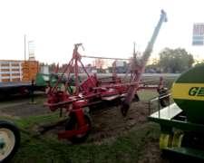 Extractora de Cereal Marca Aprile Autotrailer
