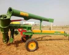 Extractor Cargador de Granos Modelo TR 11 Agrotec