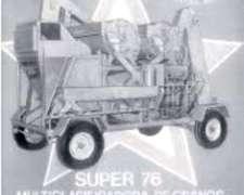 Busco Limpiadora de Cereal Marchesi Super 76