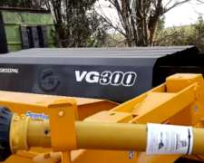 Desmalezadora Hileradora Grosspal VG300 Nueva-correa Plana