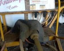 Vendo Pulverizador Praba y Llantas Massey Ferguson