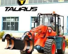 Plantadora De Postes Pilares Manipulador Telescópico Taurus