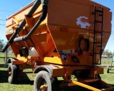 Tolva Comofra Nueva De 17.500 Lts (14 Tn) Con Cubiertas