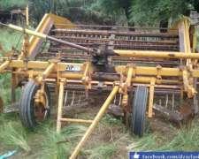 Arrancadora - Invertidora Agroindustrial