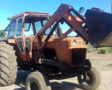 Vendo Tractor Fiat 900 E.con Pala Frontal