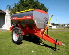 Fertilizadora Gimetal EDR 8000 Kg Disponible