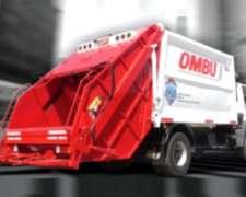 Equipo Compactador de Residuos Ombu