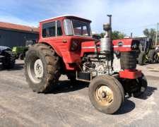 Massey Ferguson 1075, Cabina Rumifer, Hidraulicos