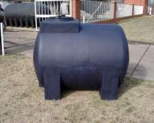Tanque Plástico 2000 Lts - Agua - Gas Oil - Cisterna