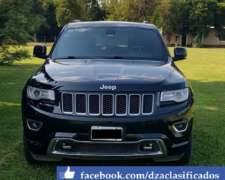 Jeep Grand Cherokee Overland AT
