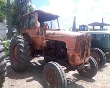 Tractor Fiat Superson 55. con Cabina