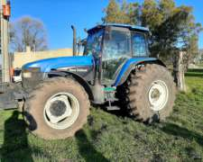Tractor New Holland TM 165, Pringles