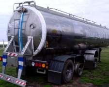 Semirremolque Tanque Térmico (2+1) - Mod: 2001