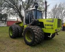 Tractor Zanello 500 C , Rodado 18-4 X 34 Duales