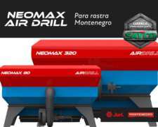 Neomax Airdrill Juri 320 para Rastra Montenegro Inst. Gratis