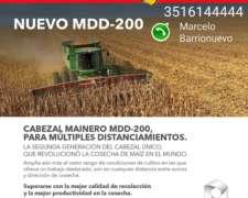Nuevo Maicero Mainero MDD-200