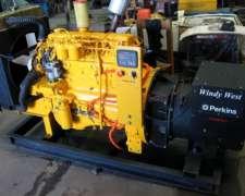 Grupo Electrogeno Diesel Perkins 70 Kva