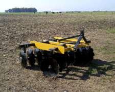 Rastra Para Tractores Con Levante De Tres Puntos
