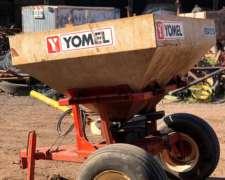 Pulverizadora Yomel RDA 1050