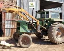 Tractor Deutz A85 C/ Pala