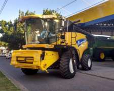 New Holland Cr 9080, Mc 40 Pies-reparada