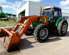 Tractor Agco Allis 6.125 - con Cargador Frontal
