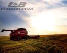 Coschadora Case IH Axial Flow 5130 Rice
