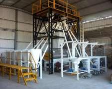 Plantas Elaboradoras de Sales Minerales - Premix