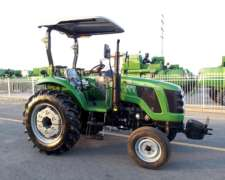Tractor 4X2 Simple Traccion 65 / 75 HP Compacto