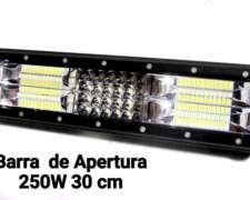 Barra Leds de Apertura 250 Watts