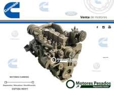Motor Cummins 6ct - 8.3 - 220 HP - Reparado con Garantía